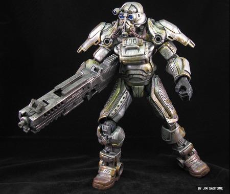 Action Buspar Class Suit